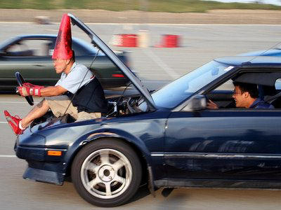 Funny Things To Do To Other Cars While Driving