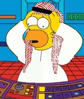 Saudi-Homer-Simpson