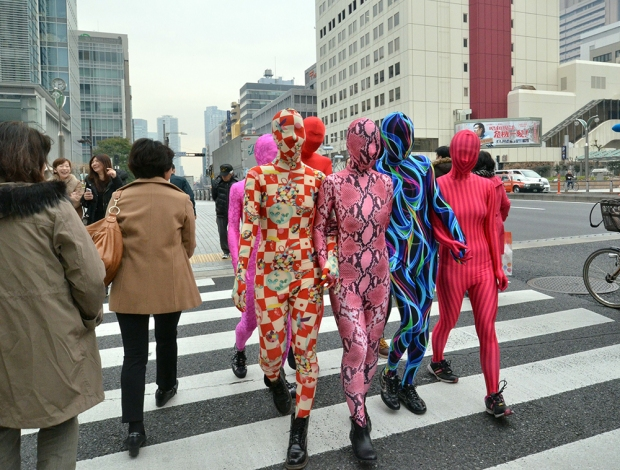 JAPAN-CULTURE-COSTUME-OFFBEAT