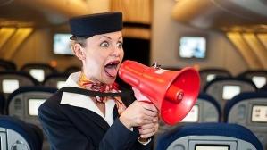 cabin-crew-megaphone